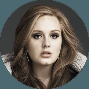logo Adele