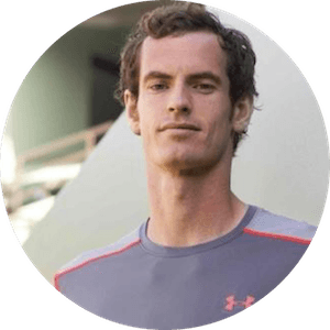 logo Andy Murray