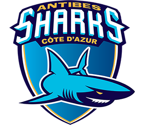 logo Antibes Sharks