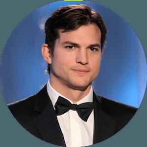 logo Ashton Kutcher