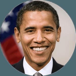logo Barack Obama