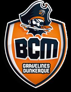 logo BCM Gravelines-Dunkerque