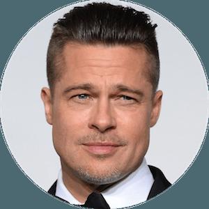 logo Brad Pitt
