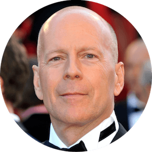logo Bruce Willis