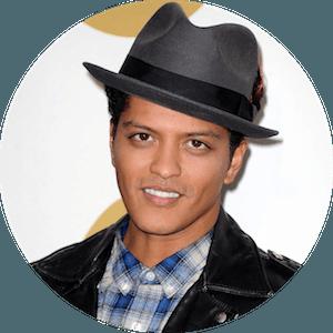 logo Bruno Mars