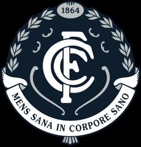 logo Carlton Blues