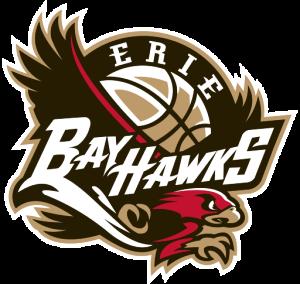 logo Erie BayHawks