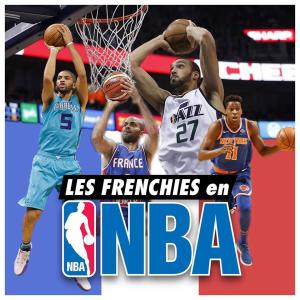 logo Frenchies en NBA