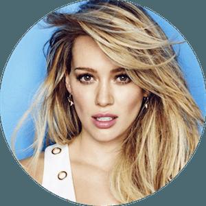 logo Hilary Duff