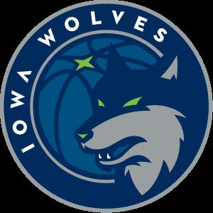 logo Iowa Wolves