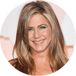 logo Jennifer Aniston