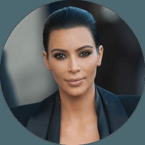 logo Kim Kardashian
