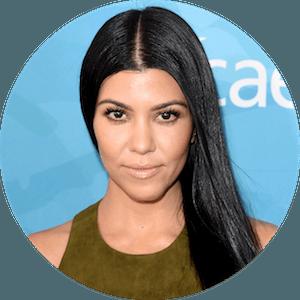 logo Kourtney Kardashian