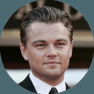 logo Leonardo Dicaprio