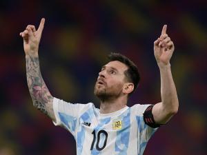 logo Lionel Messi