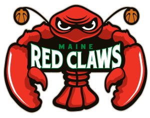 logo Maine Red Claws