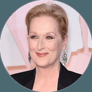 logo Meryl Streep
