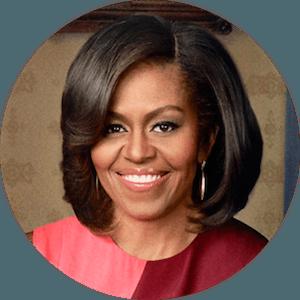 logo Michelle Obama