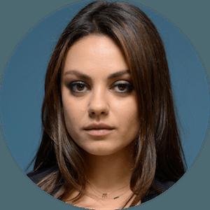 logo Mila Kunis