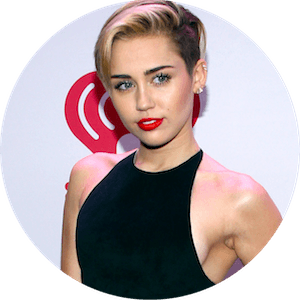 logo Miley Cyrus