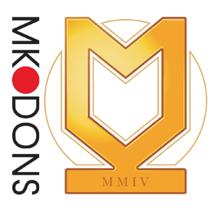 logo MK Dons FC