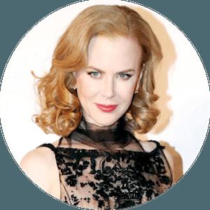 logo Nicole Kidman