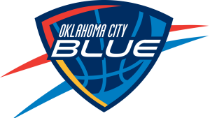 logo Oklahoma City Blue