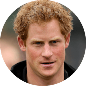 logo Prince Harry