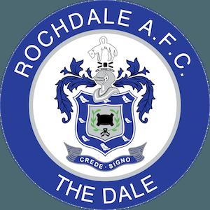 logo Rochdale AFC
