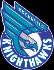 logo Rochester Knighthawks