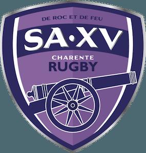 logo SA XV Charente