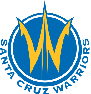 logo Santa Cruz Warriors