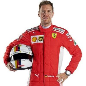 logo Sebastian Vettel