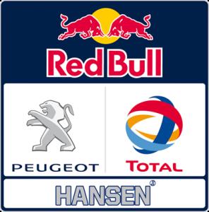 logo Team Peugeot-Hansen