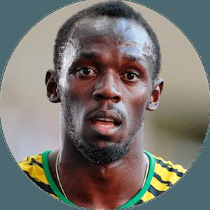 logo Usain Bolt
