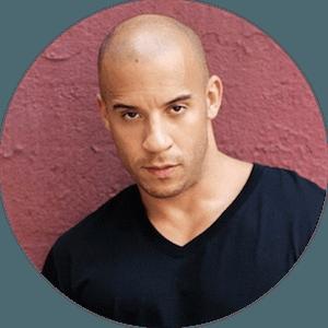 logo Vin Diesel